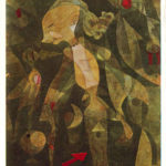 """A Young Lady's Adventure"" by Paul Klee"