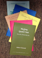 Pendle Hill pamphlet subscriptions