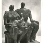 """Project for the Family"" by Henry Moore"