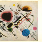 """The Black Spot"" by Wassily Kandinsky"