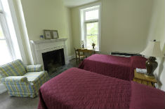 Firbank bedroom
