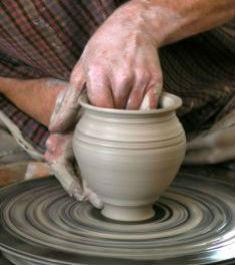 pottery-wheel