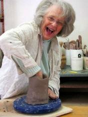 Arts & Spirituality (pottery)