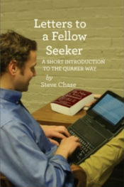 """Letters to a Fellow Seeker"" book cover"