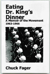 """Eating Dr. King's Dinner"" book cover"