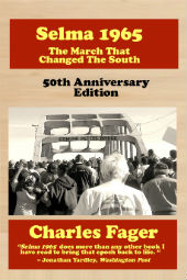"""Selma 1965: The March that Changed the South"" book cover"