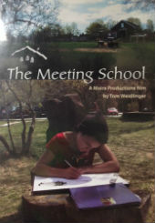 """""""The Meeting School"""" (DVD cover)"""