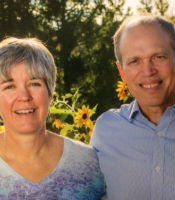 Cathy Walling and Scott Bell