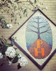Pendle Hill logo mosaic
