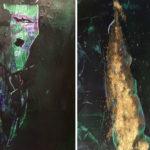 """""""Cracked Vessel Mended by Gold"""" (c) Jennifer Elam"""