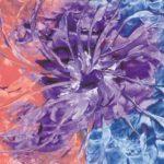 """Flower Opening, Dedicated to My Second Grade Teacher"" (c) Jennifer Elam"