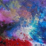 """Painting Together II"" (c) Jennifer Elam"
