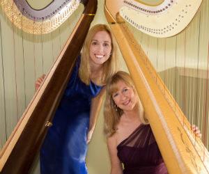 Principally Harps (Mindy Cutcher & Janet Jackson Witman)
