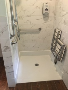 Waysmeet shower stall