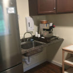 Waysmeet kitchenette - click to enlarge