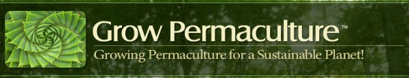 """""""Grow Permaculture"""" logo"""