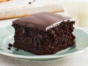 Esther's vegan chocolate cake